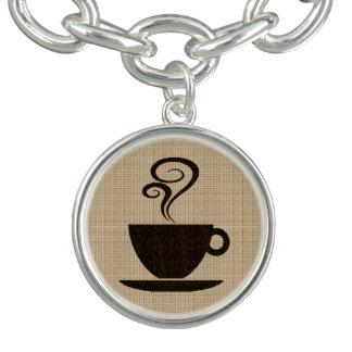 Ground Cup coffee charm