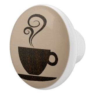 Ground Cup custom colour cabinet knob Ceramic Knob