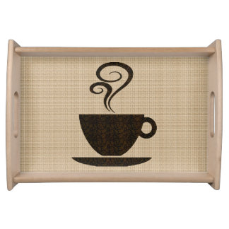 Ground Cup - serving tray