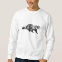 Ground Hog Sweatshirt