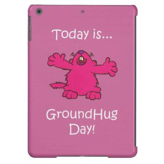Ground Hug Day iPad Air Cases