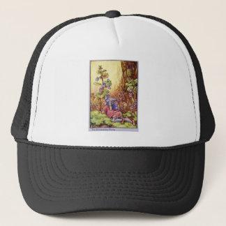 Ground Ivy Fairy Trucker Hat