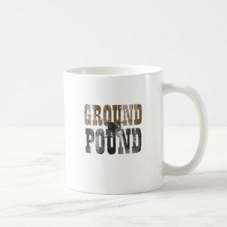 Ground 'n Pound Coffee Mug