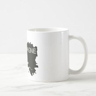 GROUND OF BRITTANY COFFEE MUG