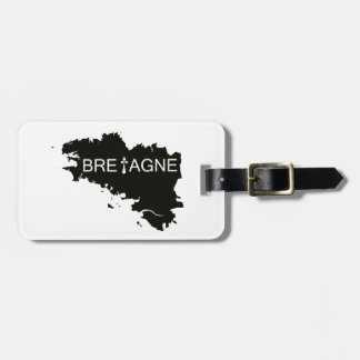 GROUND OF BRITTANY LUGGAGE TAG
