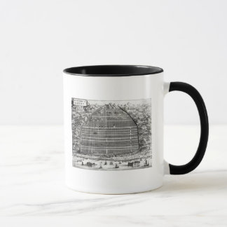Ground Plan of Canton, China Mug