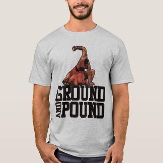 Ground & Pound| MMA Shirt