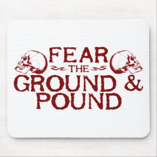 Ground & Pound Mouse Pad