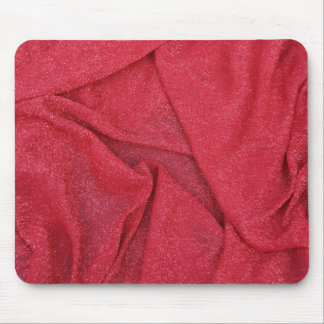 ground red sequins mouse pad