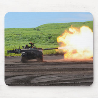 Ground Self-Defense Force 10 type tank Mouse Pad