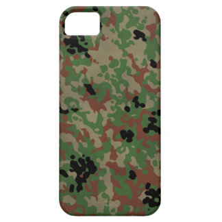 Ground Self-Defense Force camouflage pattern iPhone SE/5/5s Case