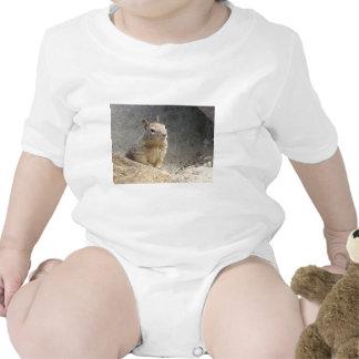 Ground Squirrel Baby Bodysuit