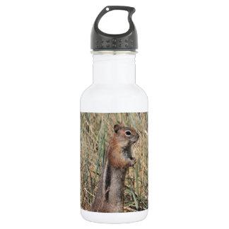 Ground Squirrel 18oz Water Bottle