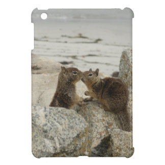 Ground Squirrels in Love iPad Mini Cover