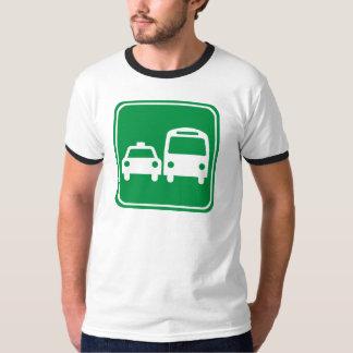 Ground Transportation Highway Sign T-Shirt