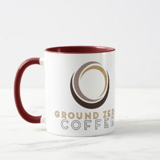 Ground Zero Ceramic Coffee Mug