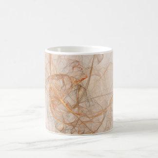 Ground zero classic white coffee mug