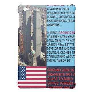Ground Zero is a Gravesite Case Not a Mall iPad Mini Cases