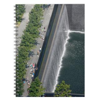 Ground Zero - New York City Spiral Notebooks