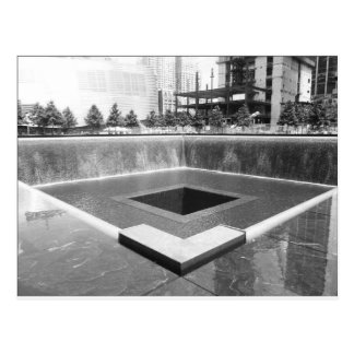 Ground Zero Pool Postcard