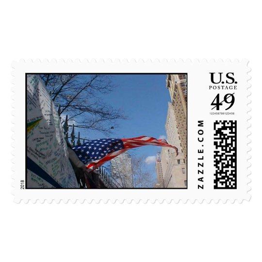 Ground Zero Postage
