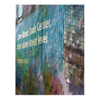 Ground Zero Postcard
