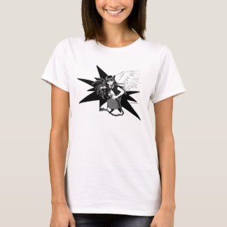 Grounded Angel: Gloria Baby Doll T-Shirt