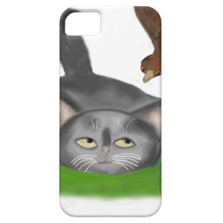 Grounded by an Irate Bird iPhone SE/5/5s Case