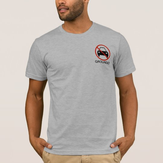 Grounded Teen T-Shirt