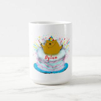 Groundhog birthday coffee mug