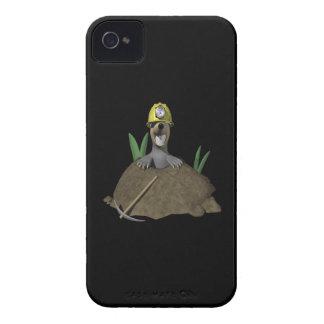 Groundhog iPhone 4 Case-Mate Cases