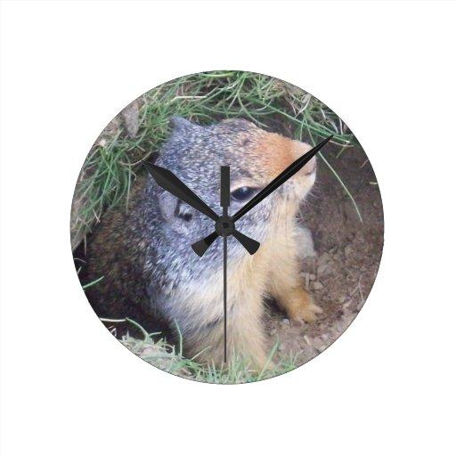 Groundhog Clock