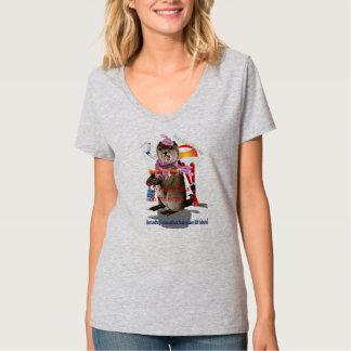 Groundhog Day-6 más camisetas de las semanas Playeras