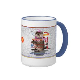 Groundhog Day-6 más tazas de las semanas