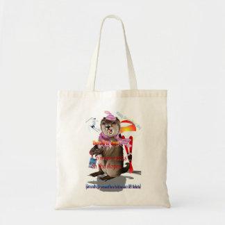 Groundhog Day-6 more weeks Bag