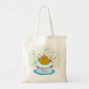 birthday Groundhog Day Birthday Tote Bag