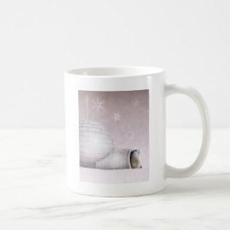 Groundhog Day - Chillin' at the igloo Coffee Mug