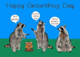 Groundhog day cards greeting photo cards zazzle groundhog day greeting cards m4hsunfo Choice Image