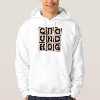 Groundhog Day, Holiday Hoodie