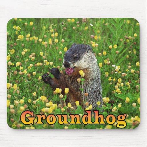 Groundhog Mousepad