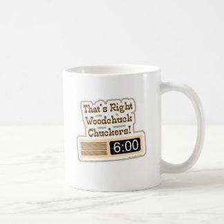 Groundhog Movie Coffee Mugs