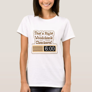 Groundhog Movie T-Shirt