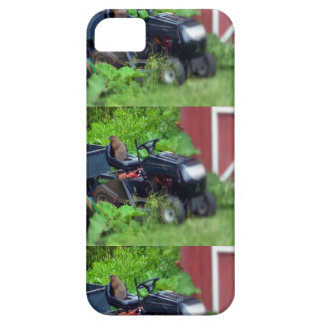 GROUNDHOG ON LAWN MOWER 2 iPhone SE/5/5s CASE