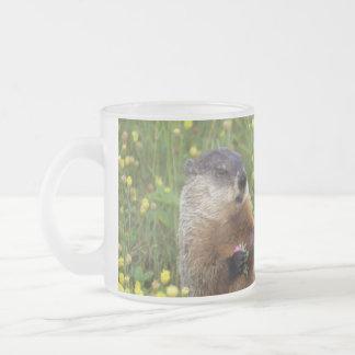 Groundhog Pose Mug