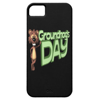 Groundhogs Day iPhone SE/5/5s Case