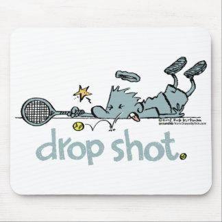 Groundies - Drop Shot mousepad
