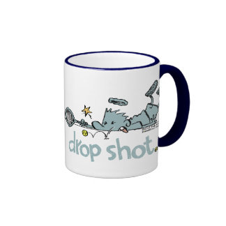 Groundies- Drop Shot Mug (Left hand)
