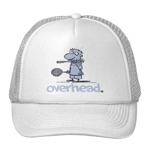 Groundies - Overhead Cap Mesh Hat