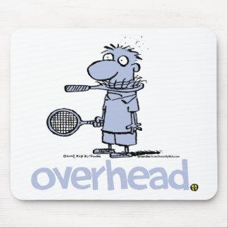 Groundies - Overhead mousepad
