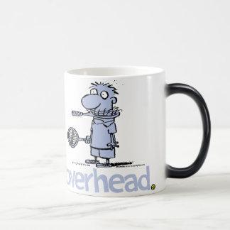 Groundies- Overhead Mug (Left hand)